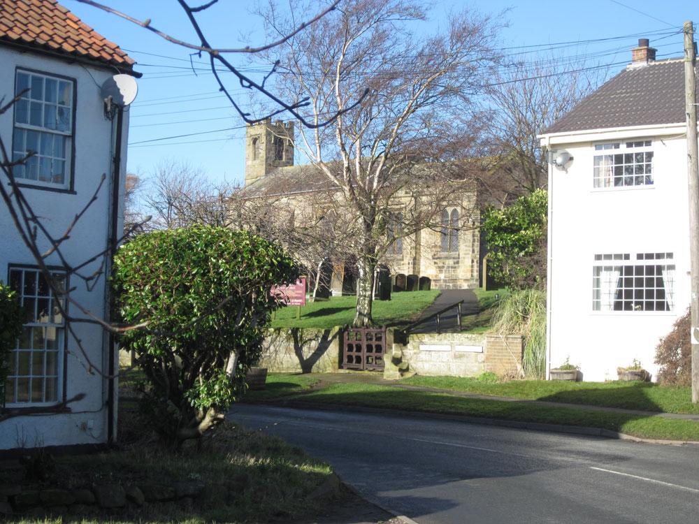 Seamer Village Church