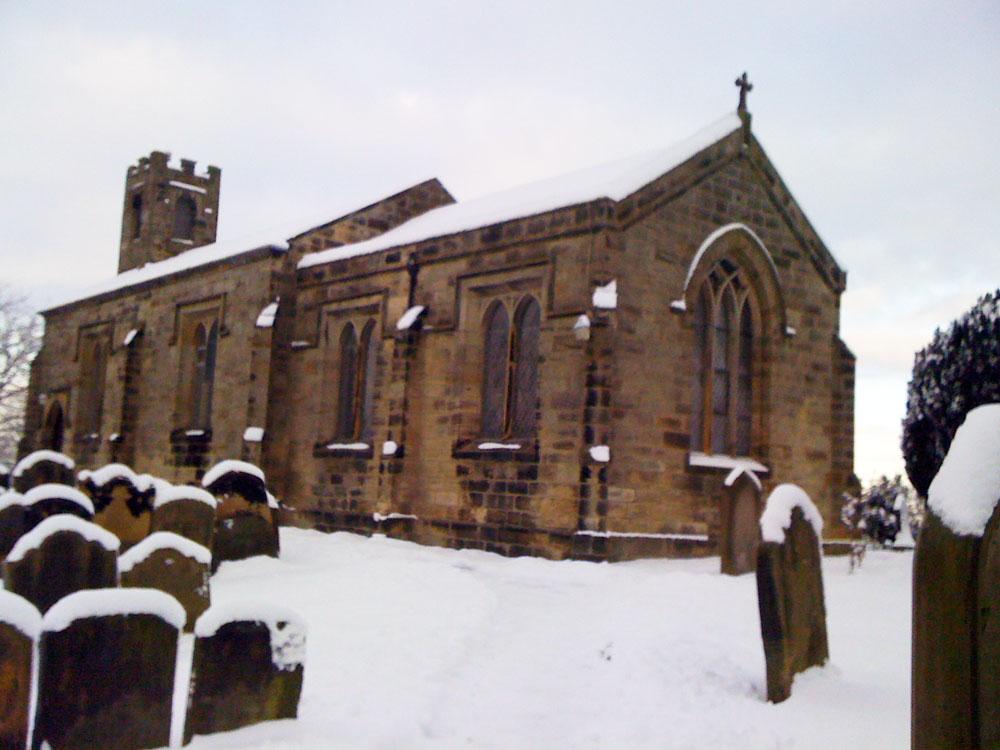 seamer church