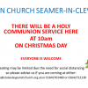 ST. MARTIN CHURCH SEAMER-IN-CLEVELAND Christmas Day Communion Service